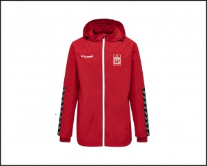 Hummel Authentic All Weather Jacket I AZS AWF Wrocław