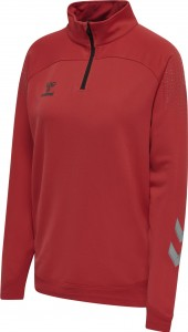 Bluza Hml Lead Woman Half Zip