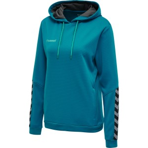 Bluza Hml Authentic Poly Hoodie Woman